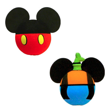 Disney Car Antenna Ball Toppers (Mickey Body & Goofy Body)