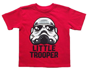 Star Wars Tee Little Storm trooper T Shirt