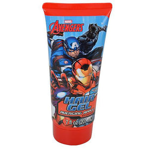 "Marvel Comics Avengers ""Avenging Apple"" Scented Hair Styling Gel for Kids"