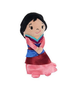 "Disney Mulan 6"" Bean Bag Plush Doll"