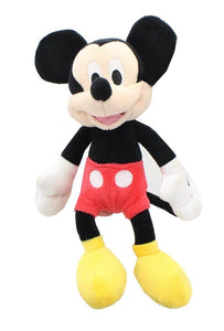 "Mickey Mouse ClubHouse 11"" Beanie Bean Bag Plush"