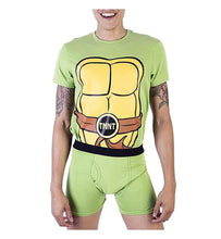 Teenage Mutant Ninja Turtles Underoos Men's T-Shirt & Boxer Briefs Set