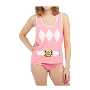 Underoos Original Mighty Morphin Power Rangers Juniors Tank Top & Panty Underwear Set