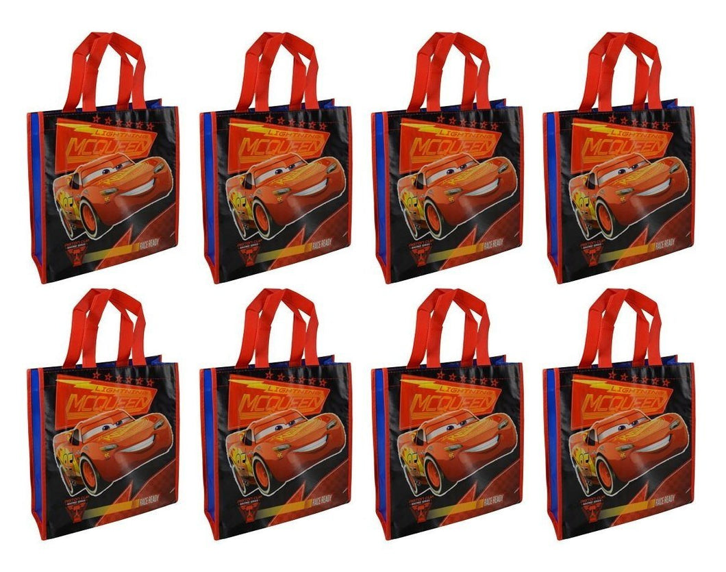 8-Pack Disney-Pixar Cars Lightning McQueen Reusable 10