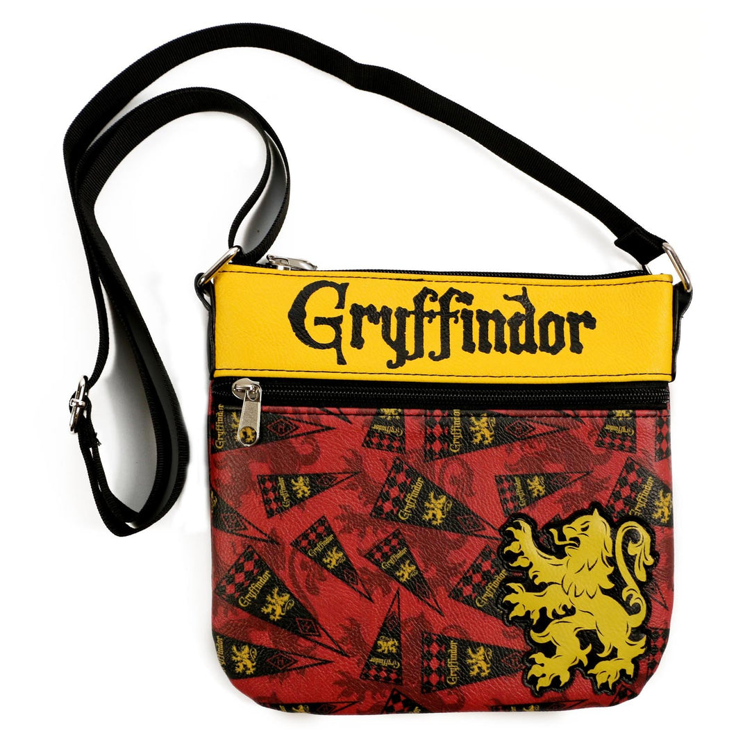 Harry Potter Hogwarts Gryffindor Cross-Body Bag Purse by Loungefly - Limited Edition