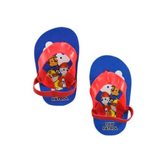 Paw Patrol Infant Baby Boys Beach Flip-Flop Sandals with Heel Strap