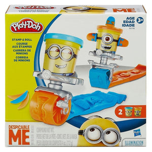 Play-Doh Stamp & Roll Featuring Despicable Me Minions