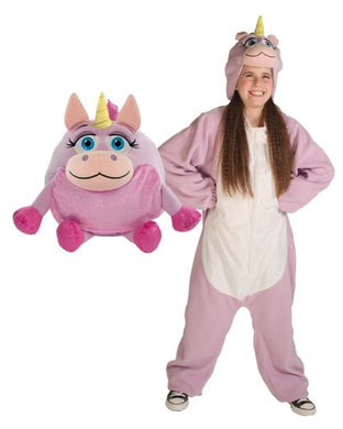 Jay At Play J-Animals Wearable Stuffed Animals Full Body Suit, Unicorn