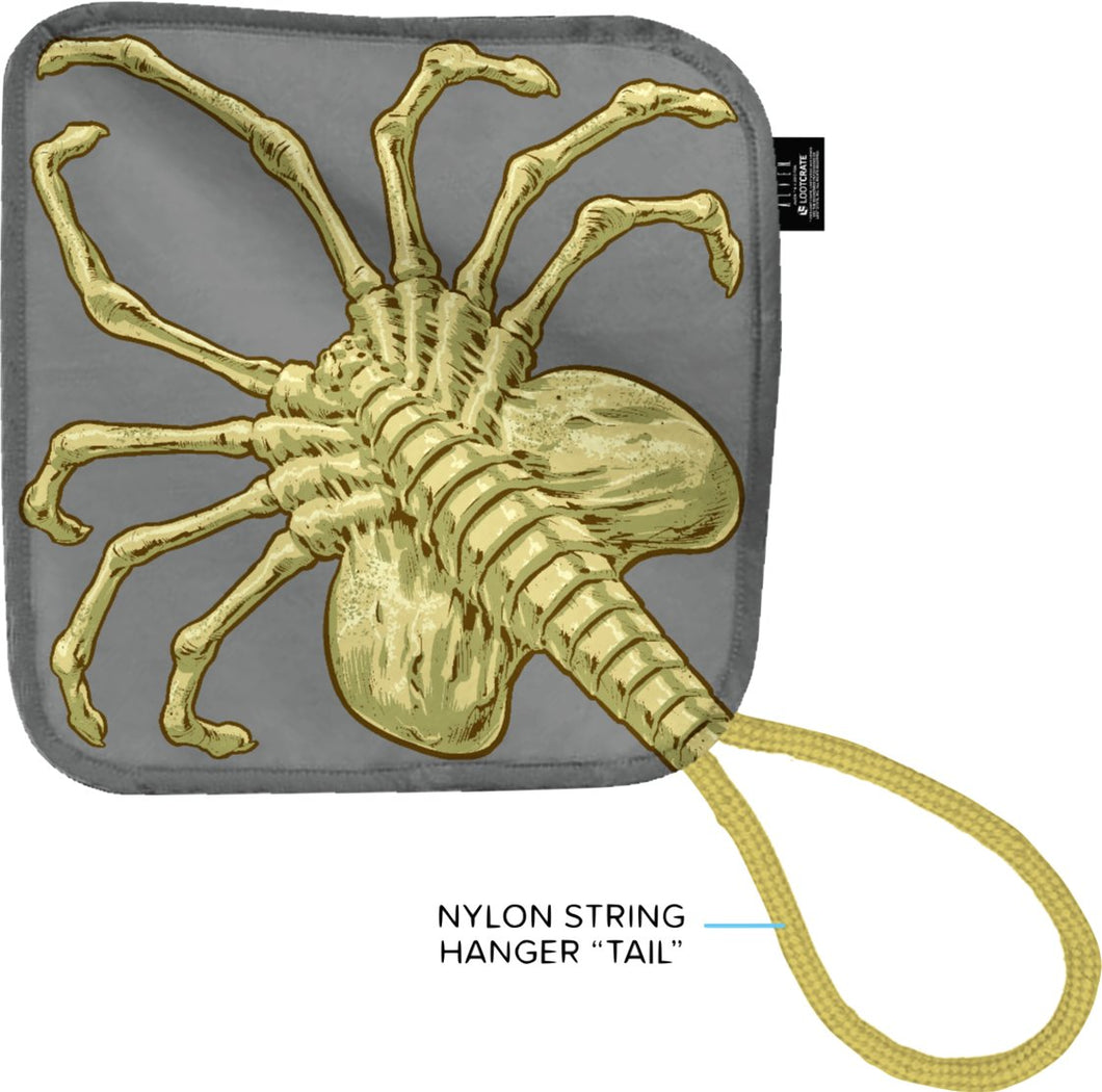 Cosmic Loot Crate Alien Facehugger 11