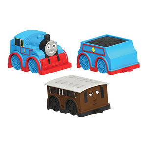 Thomas The Tank Engine Rev 'N Ride Train Set For Young Kids