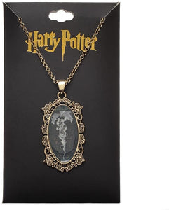 Harry Potter Mandrake Root Pendant Chain Necklace