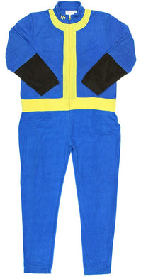 Fallout Vault 111 Men's Full Jumpsuit Body Union Suit