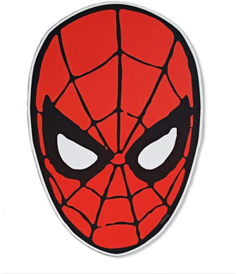 Silver Buffalo MC7006 Marvel Spiderman Eyes Die Cut Sign, 10 x 15 inches
