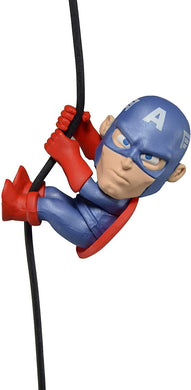 NECA Scalers Characters Captain America 2
