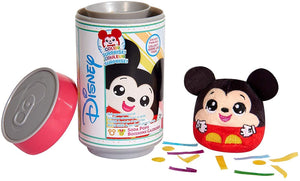 Disney Soda Pops Color Surprise Mickey Mouse Plush, Colors Vary