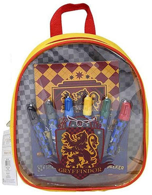 Harry Potter 8-Piece Art Set with Gryffindor Carrying Tote