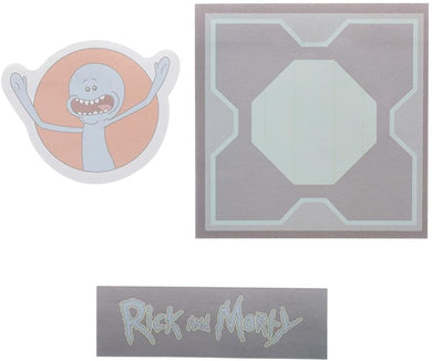 Rick & Morty Mr Meeseeks Can Do It Sticky Note Box Set