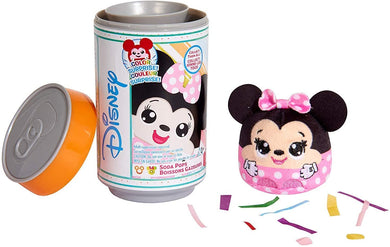 Disney Soda Pops Color Surprise Minnie Mouse Plush, Mystery Colors Vary