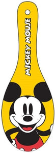 Disney Mickey Mouse Ceramic Spoon Rest, Yellow
