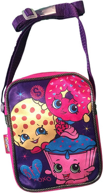 Shopkins XOXO BFF Girl's Shoulder Crossbody 7x5