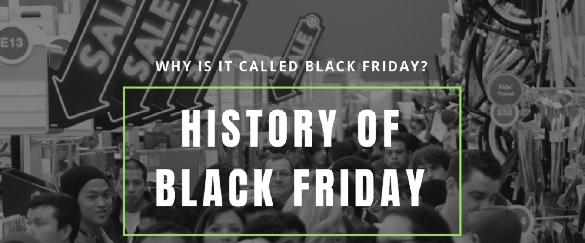 History of Black Friday Cyber Monday