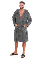 Mens Waffle Catatonic Dressing Gown (SUN 31303)