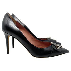 Bally Hirina Pointed Toe Pumps Size EU 39