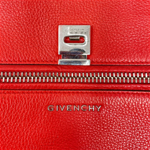 Givenchy Pandora Pure Small Calf-Leather Bag
