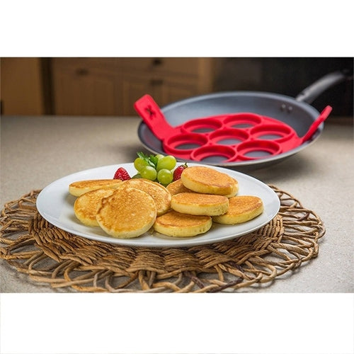 Nonstick Mini Pancake Maker