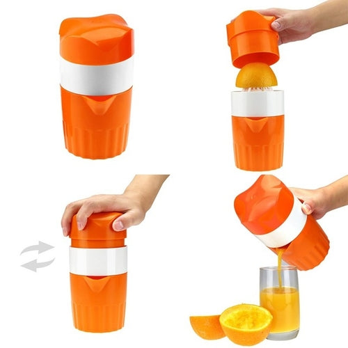 Twist 'n' Pour Orange Juicer