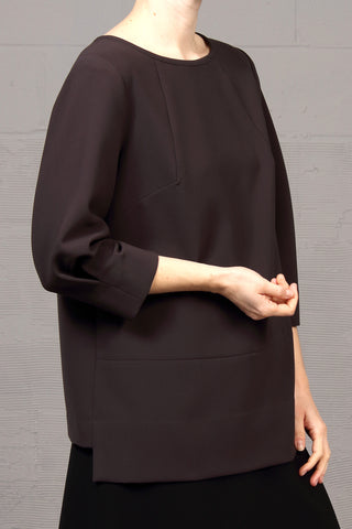 Japanese Tech Wind Skirt - Black