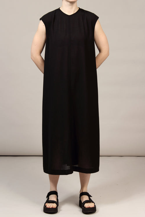Liza Crepe Simi Dress