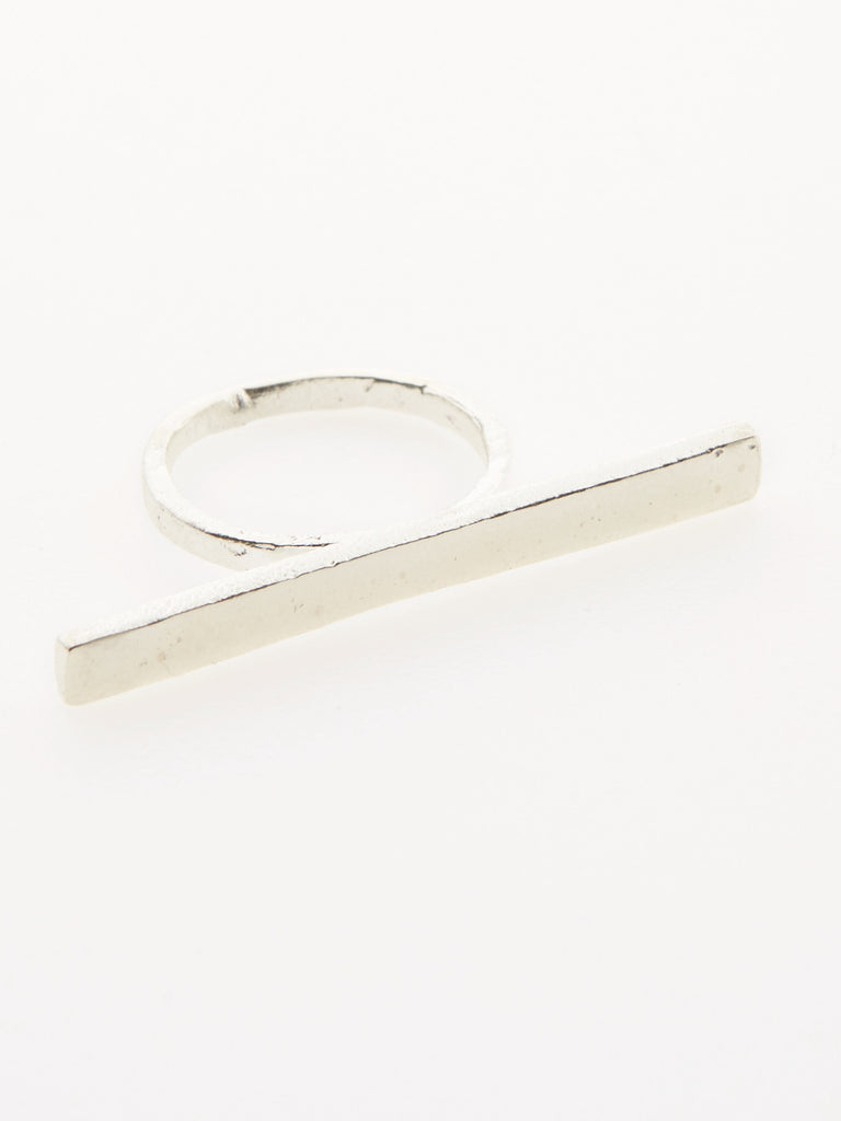 Nico Ring- Sterling Silver- SOLD OUT