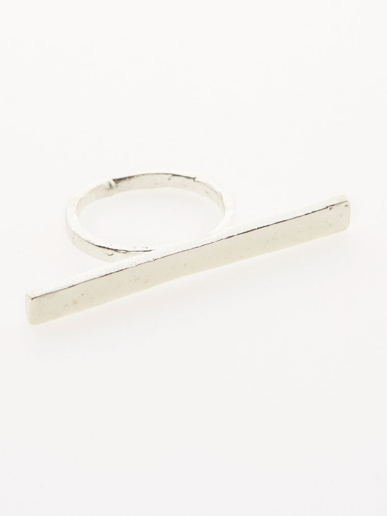 Nico Ring- Sterling Silver