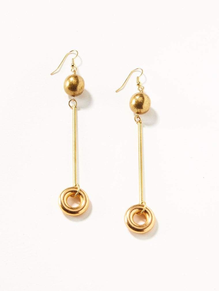 Deacon Earrings