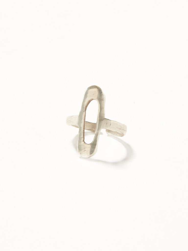 Duvall Ring: Silver