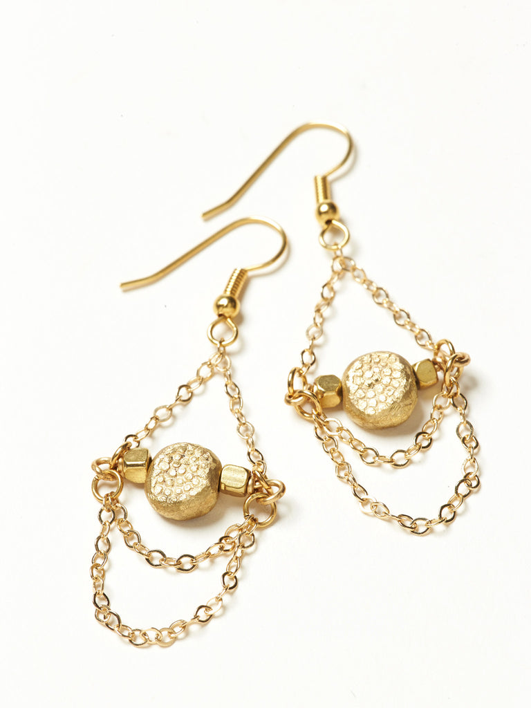 Curacao Earrings- SOLD OUT