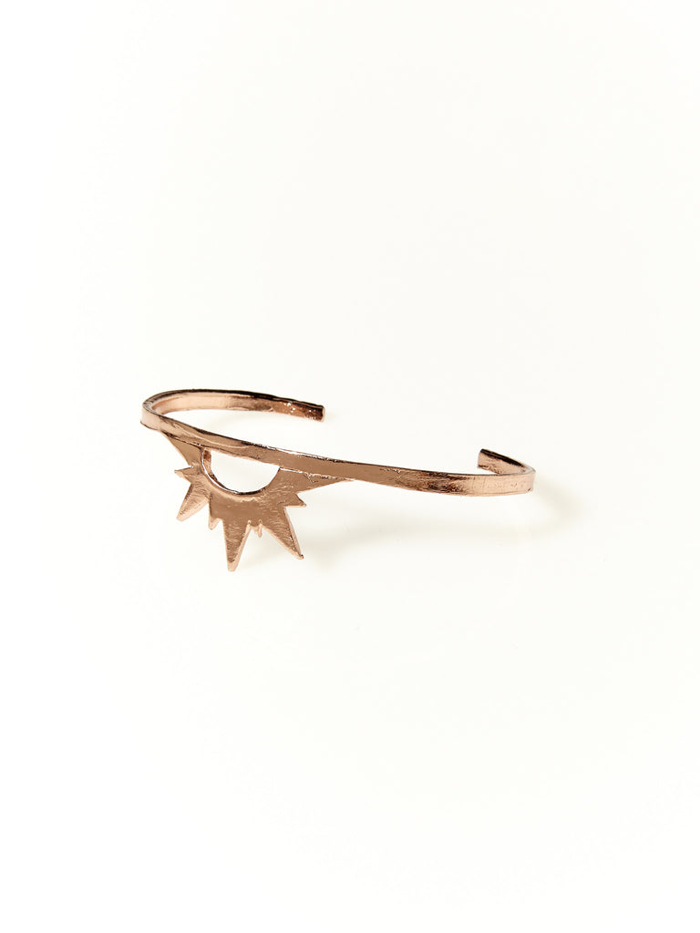Rising Sign Bangle - Rose- Out of Stock
