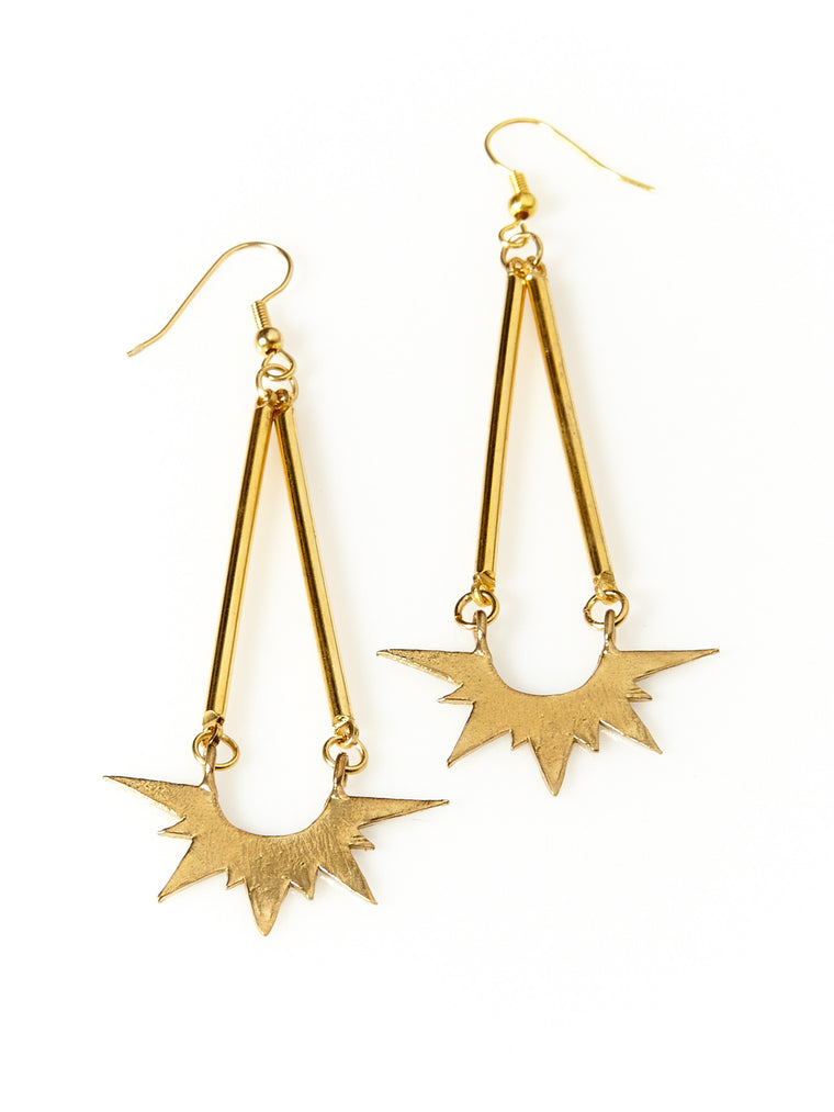 Swing Shift Earrings- Sold Out
