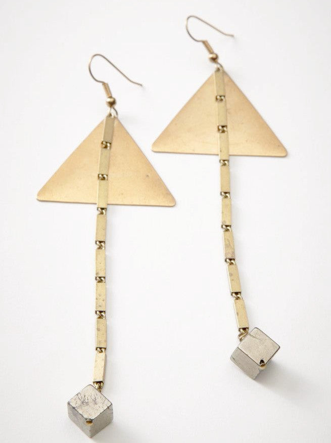 Jacy Earrings- SOLD OUT