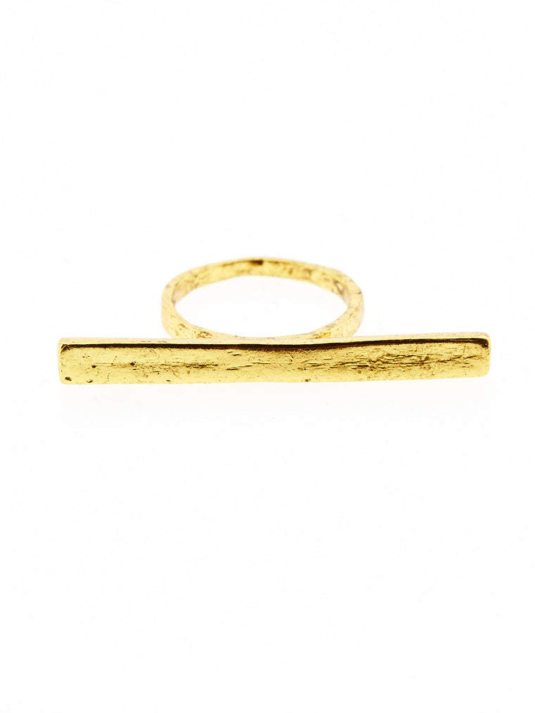 Nico Ring- Gold