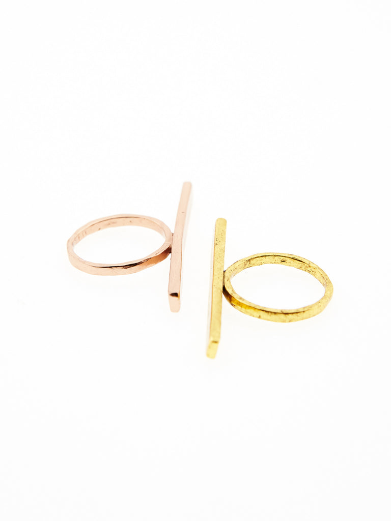 Nico Ring- Rose- SOLD OUT