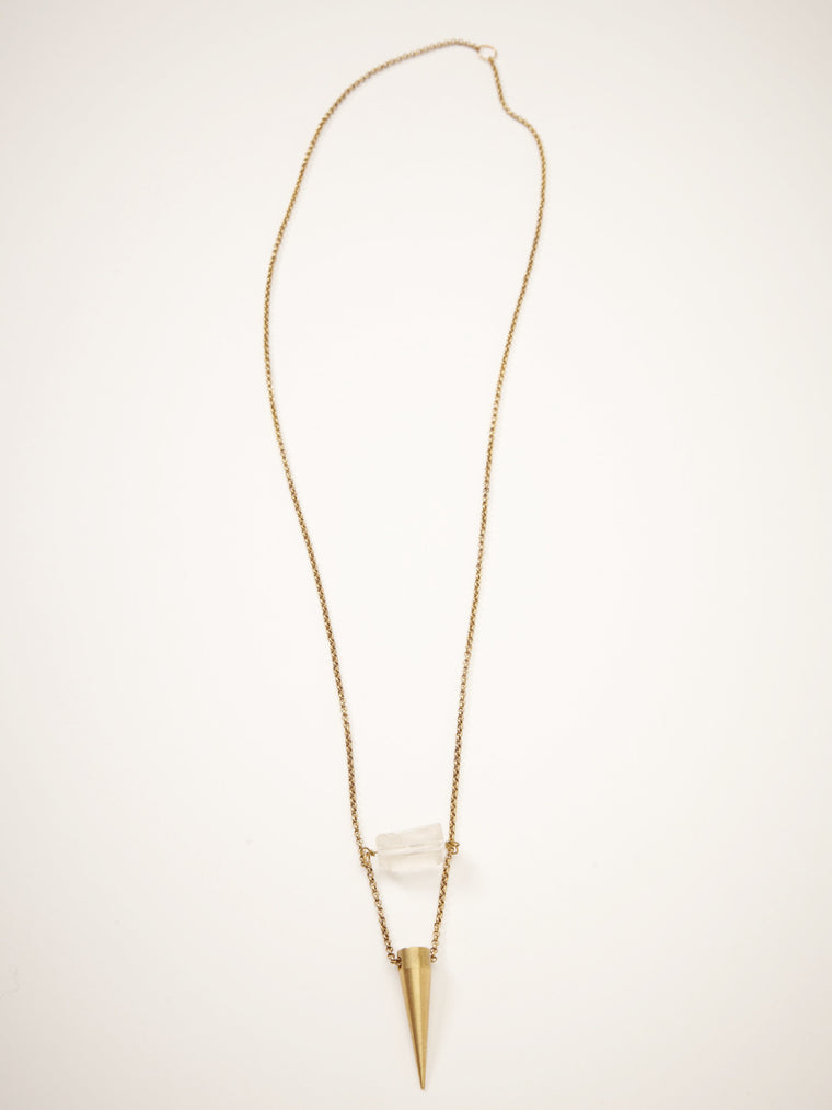Estella Crystal Necklace