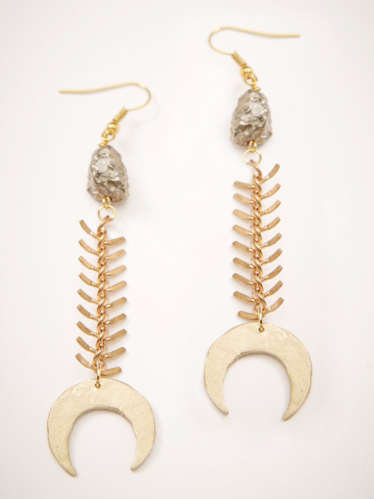 Nika Earrings- Sold Out