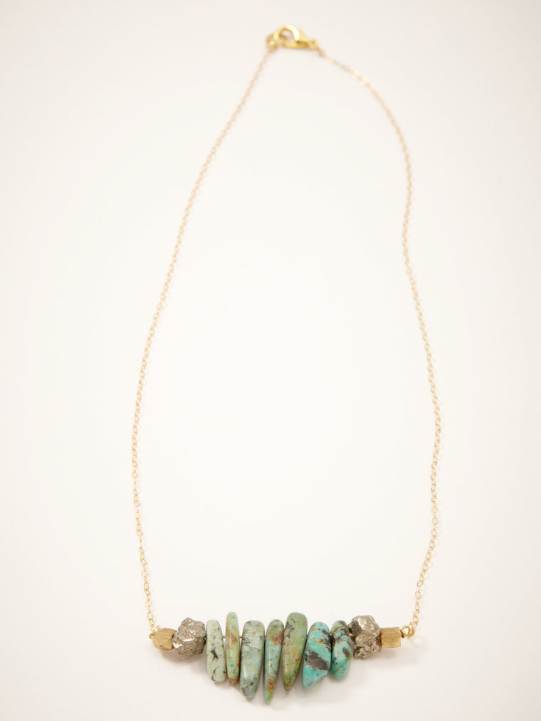 Noomi Necklace- SOLD OUT