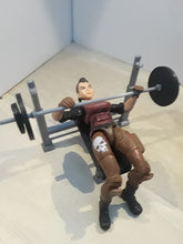 Weight Bench (1:18 scale)