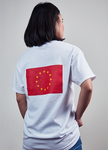 People's Republic of Europe T-Shirt - Red Europe