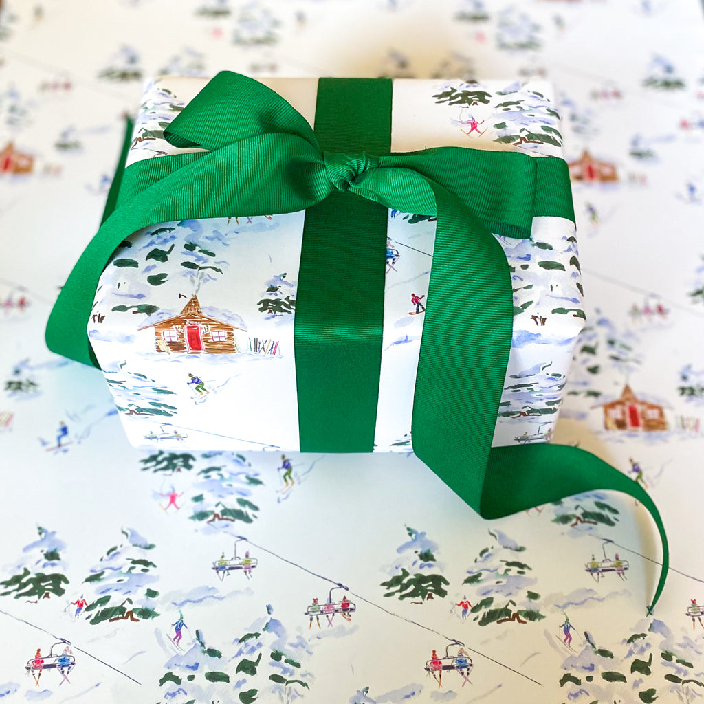 Holiday Gift Wrap | Alexandra Williams Design