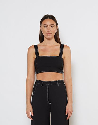 Ladies Wear FLO crop top