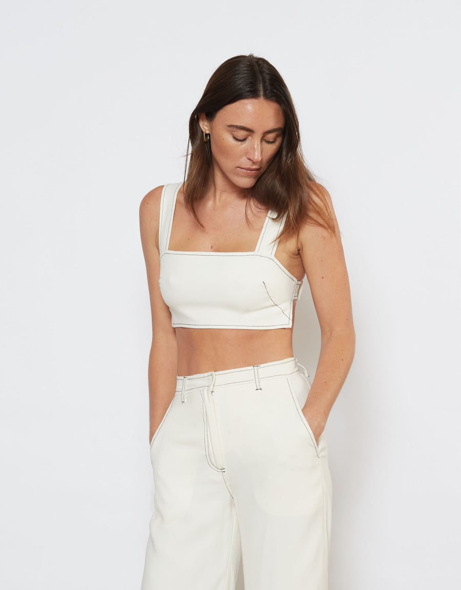 FLO CROP TOP